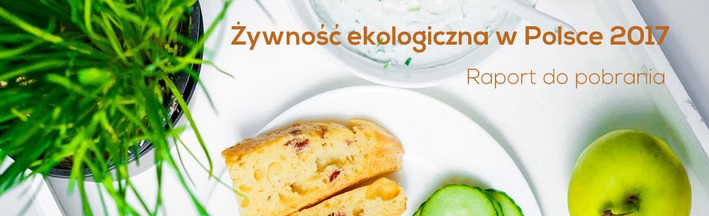Żywność ekologiczna w Polsce 2017